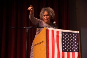 Civil rights pioneer Charlayne Hunter-Gault